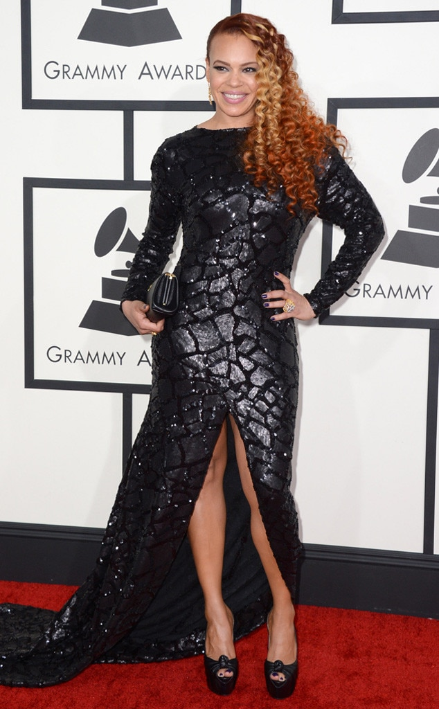 Faith Evans, Grammy Awards