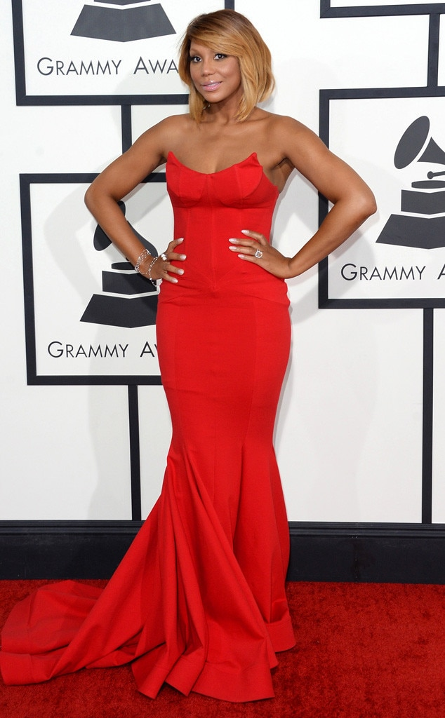 Tamara Braxton, Grammy Awards