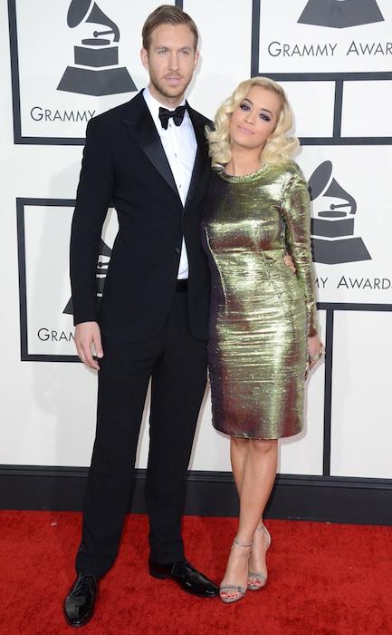 Calvin Harris, Rita Ora, Grammy Awards
