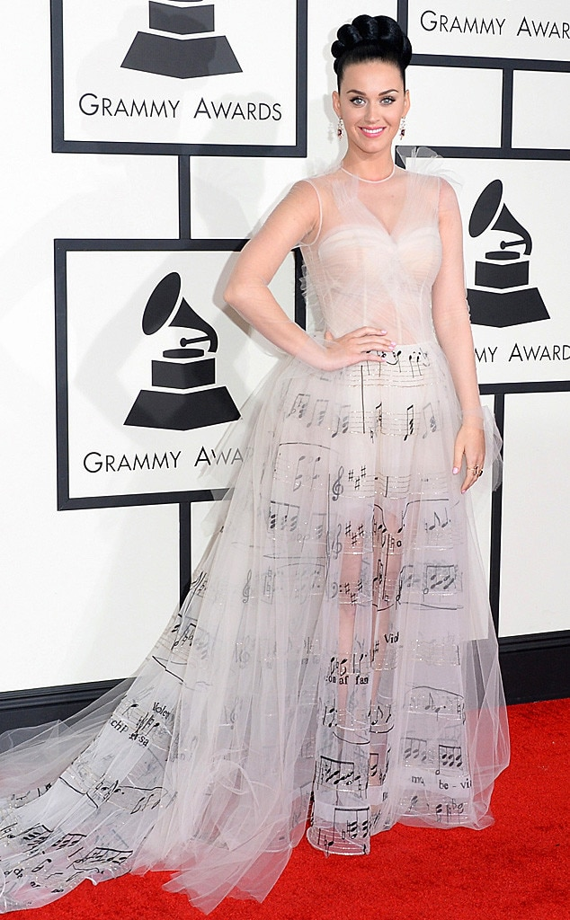 Katy Perry, Grammy Awards