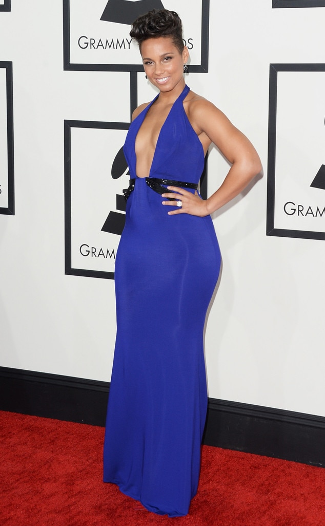 Alicia Keys, GRAMMYS 2014