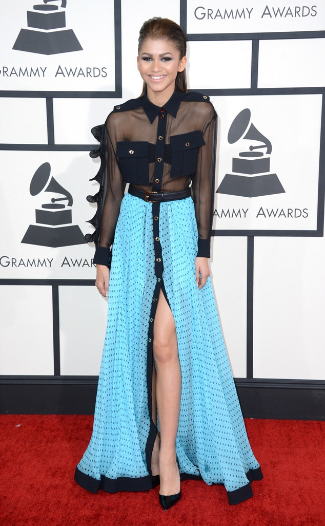 Zendaya, Grammy Awards