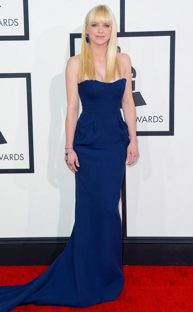 Anna Faris, Grammy Awards