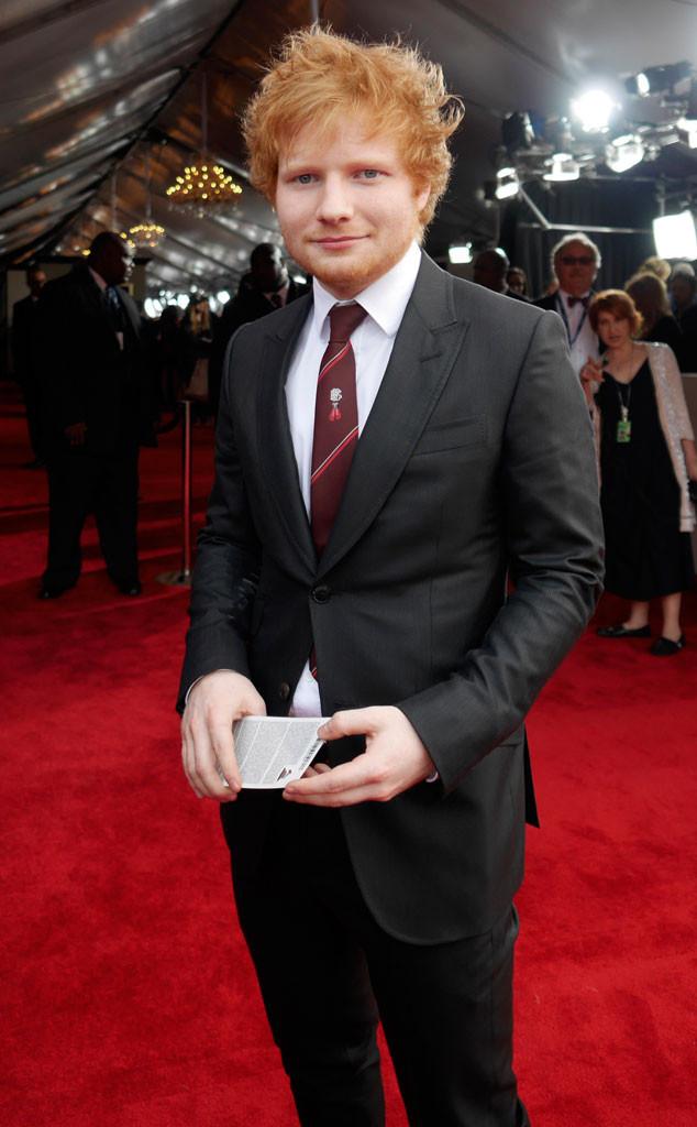 Ed Sheeran, Grammys