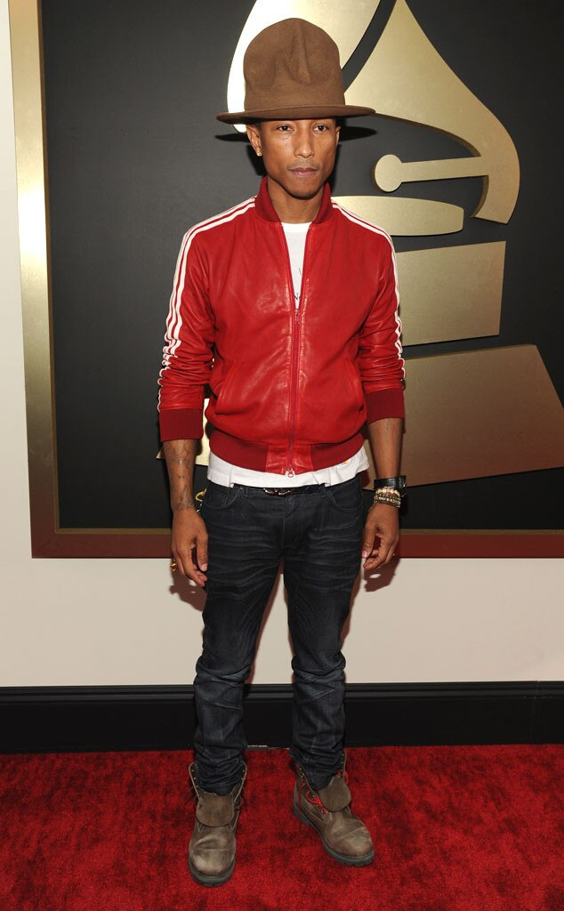 Pharrell Williams, Wildest Looks
