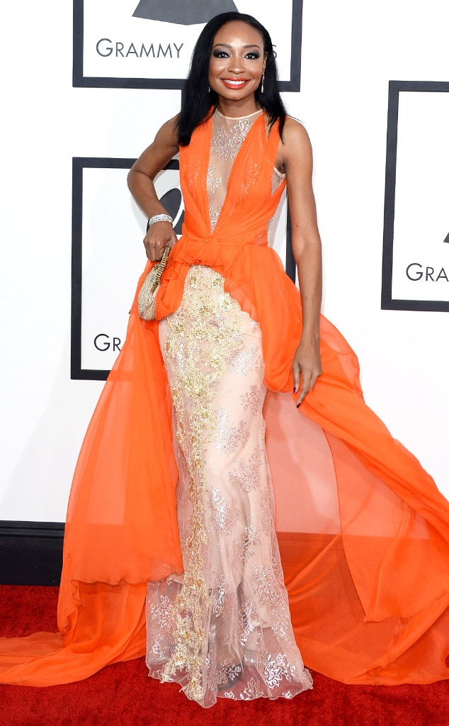 Malina Moye, Grammy Awards