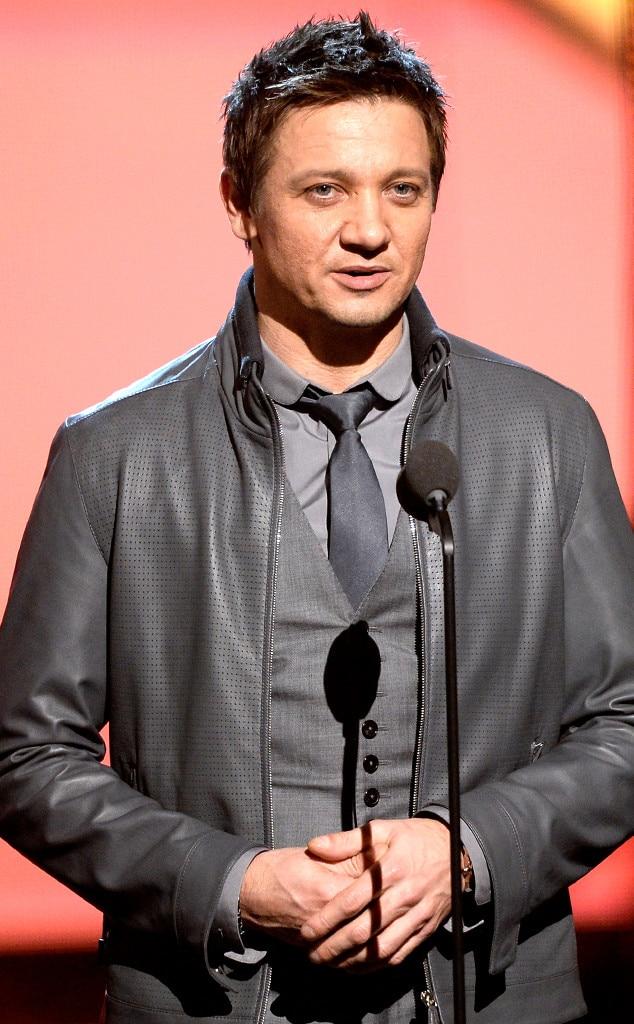 Jeremy Renner, Grammy Award's