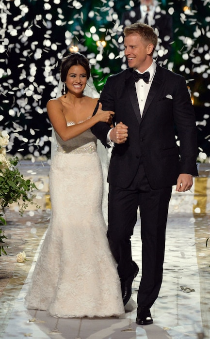 Sean Lowe Catherine The Bachelor Giudici