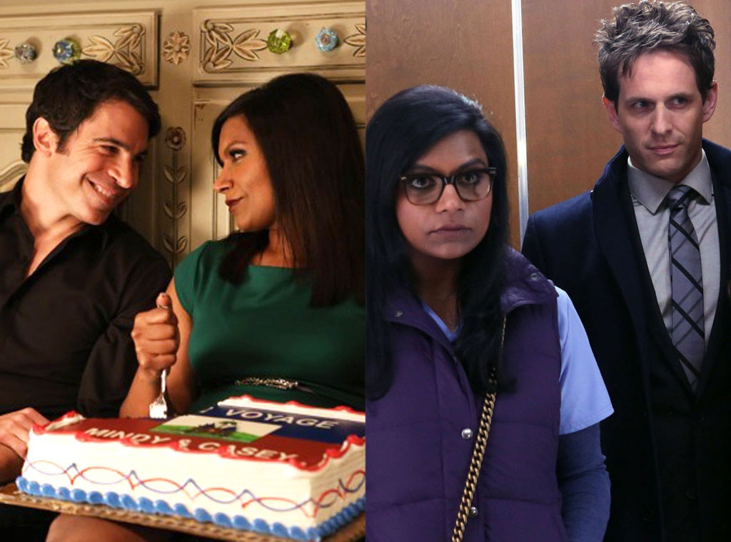 Love Triangles, Mindy Project