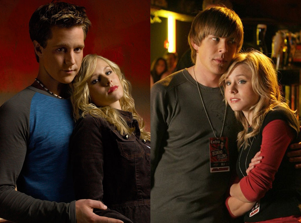 Love Triangles, Veronica Mars
