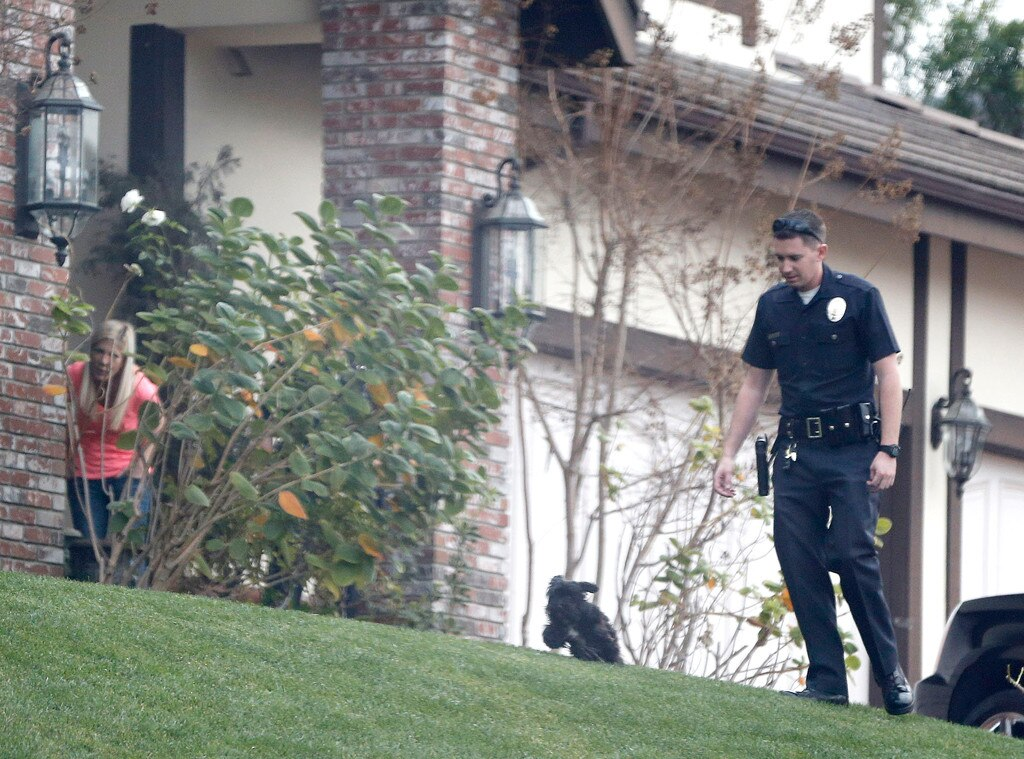 Tori Spellings, Police