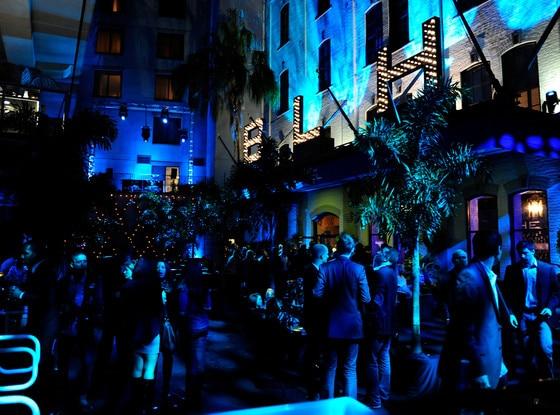 Bud Light Hotel, Concert
