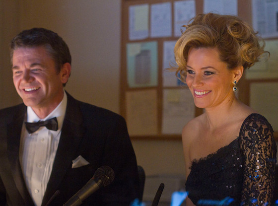 Elizabeth Banks, John Michael Higgins, Pitch Perfect