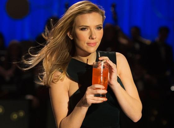 Scarlett Johansson, SodaStream