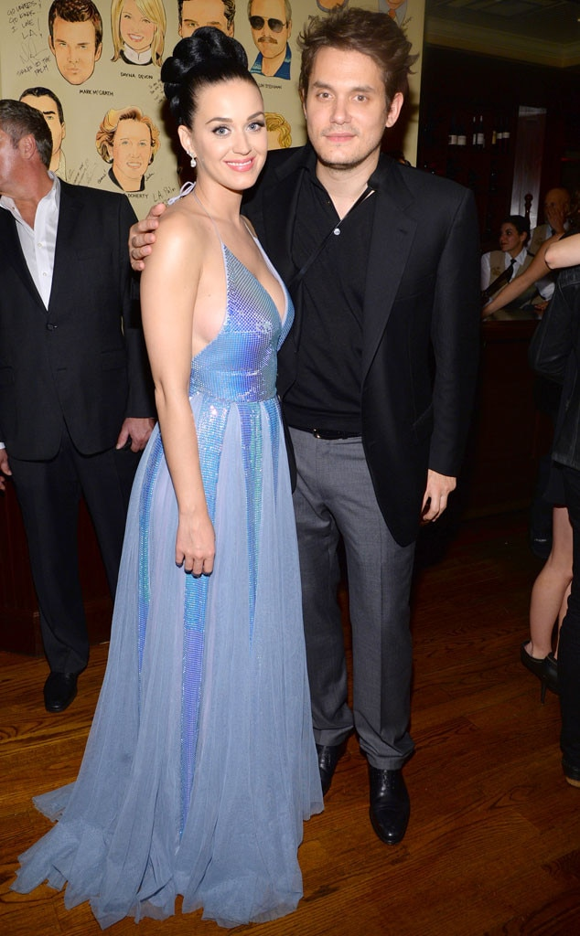 Katy Perry and John Mayer Break Up (Again): See Their ...