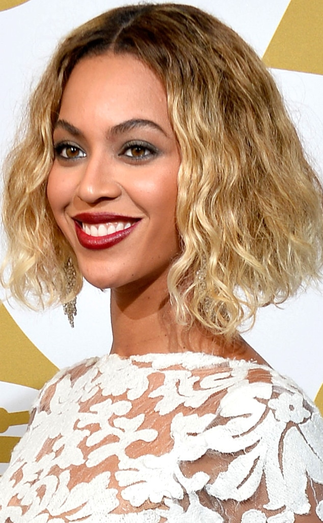 Beyoncè from Get the Look: Grammys 2014 Hair & Makeup | E ...