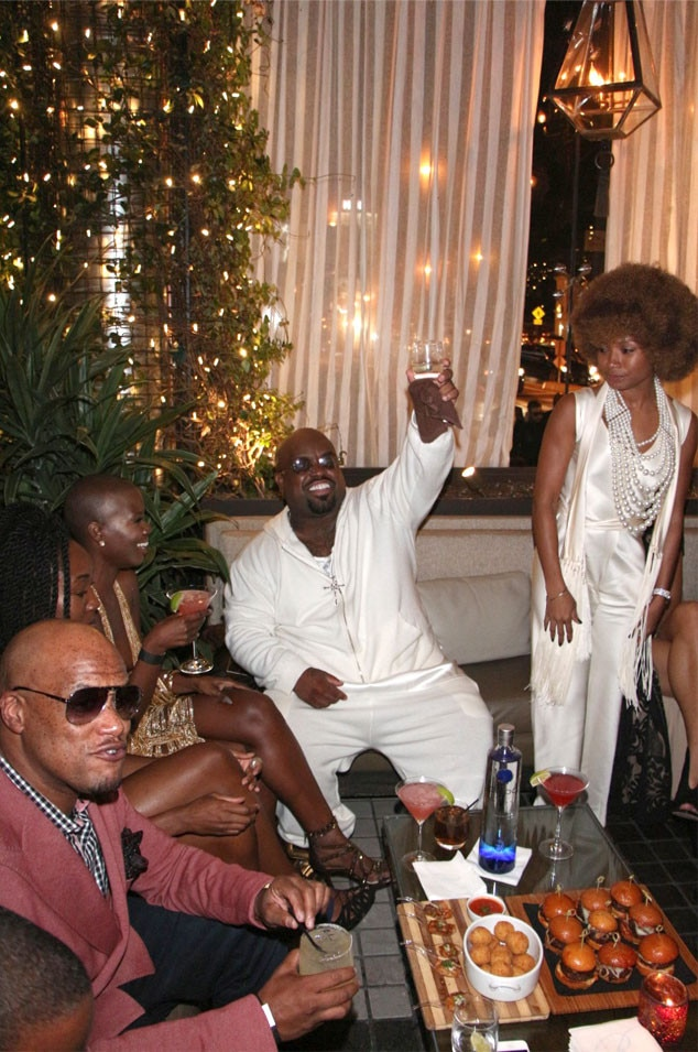 CeeLo Green, Girlfriend