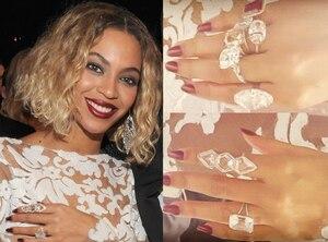 Beyonce, Lorraine Schwartz Jewelry