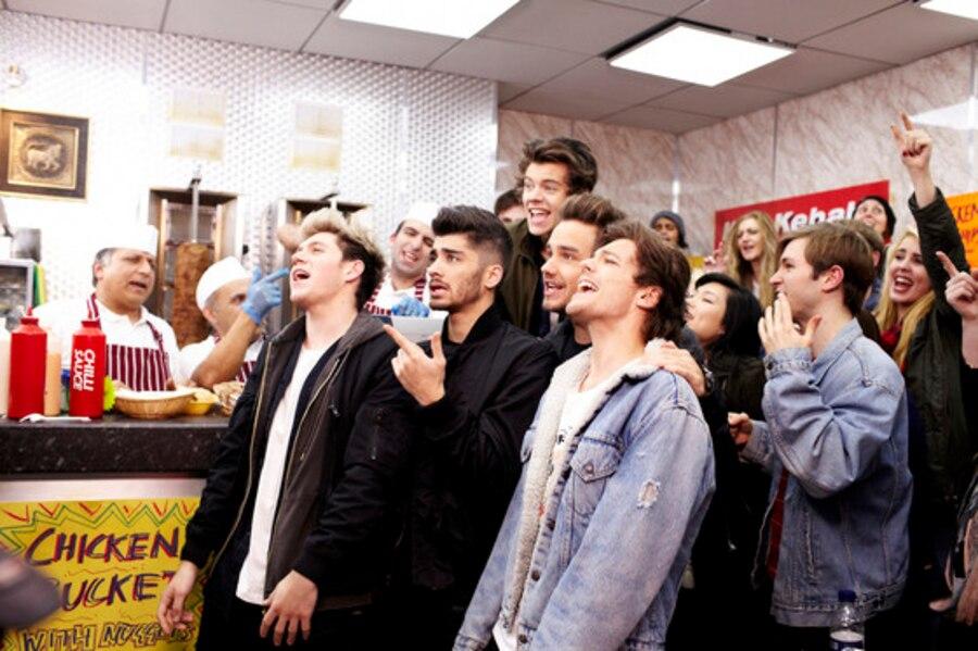 One Direction, Midnight Memories