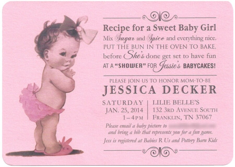Jesse Decker, Jesse James, Baby Shower