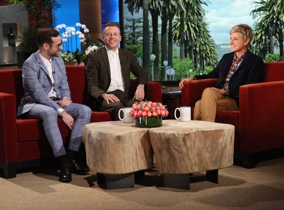 Macklemore, Ryan Lewis, Ellen