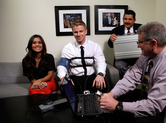 Sean Lowe, Jimmy Kimmel Live