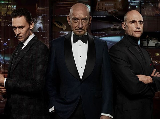 Jaguar F-Type Ad, Tom Hiddleton, Ben Kingsley, Mark Strong