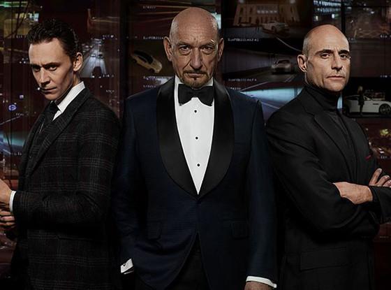 Jaguar F-Type Ad, Tom Hiddleton, Ben Kingsley, Mark Strong