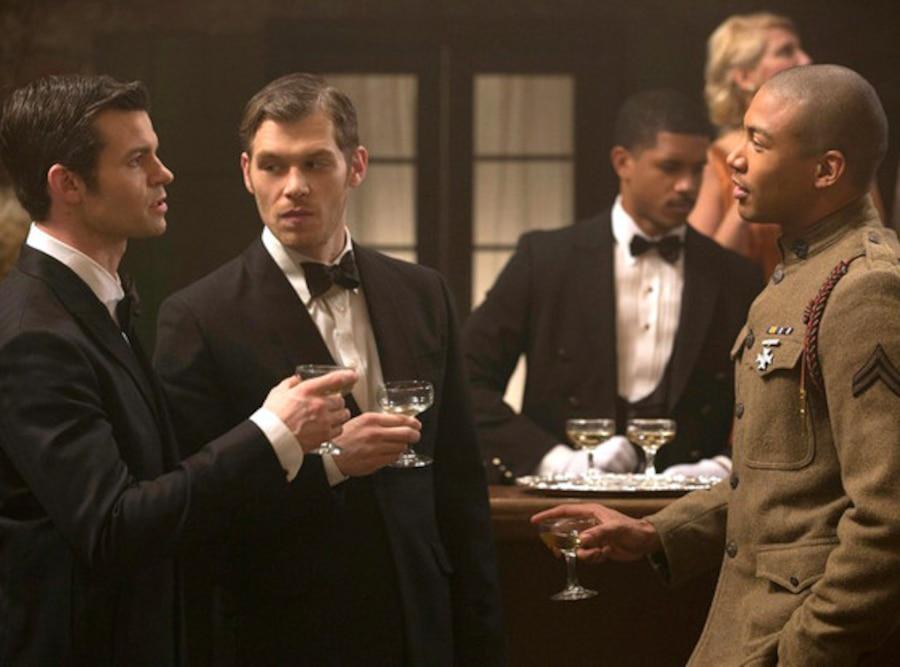 The Originals, Daniel Gillies, Joseph Morgan, Charles Michael Davis