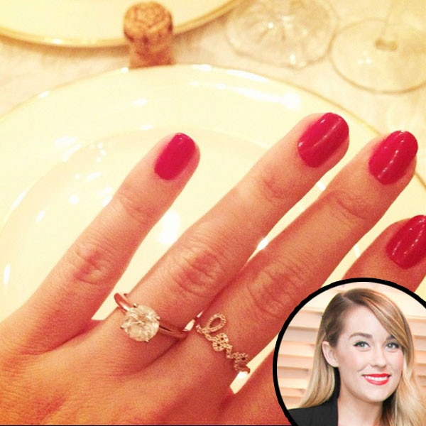 Lauren Conrad, Nails, Manicure