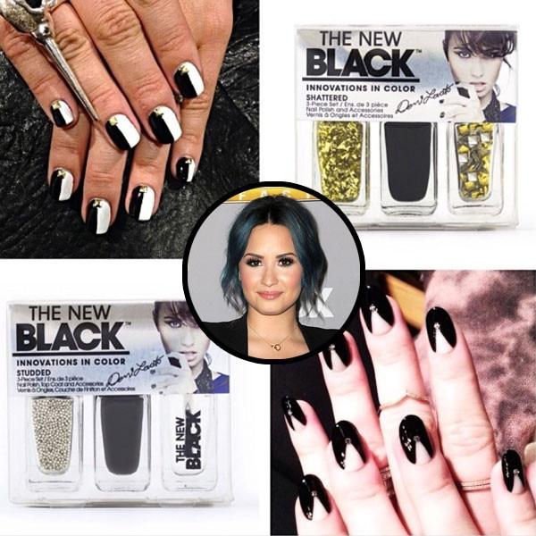 Demi Lovato, Nails, Manicure
