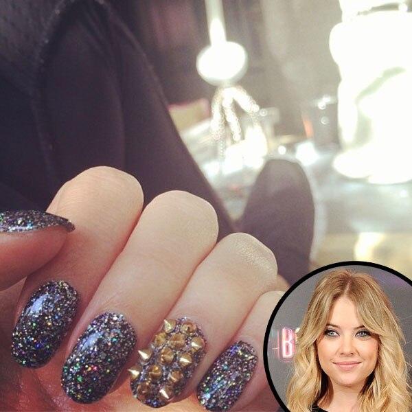 Ashley Benson, Nails, Manicure