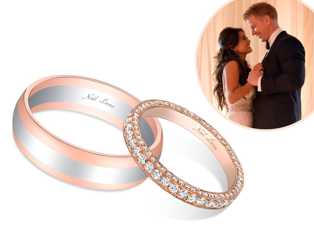 Catherine Giudici, Sean Lowe, Bachelor Wedding Bands