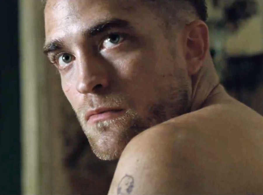 Robert Pattinson, The Rover