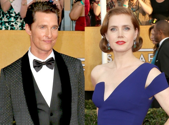 Amy Adams, Matthew McConaughey
