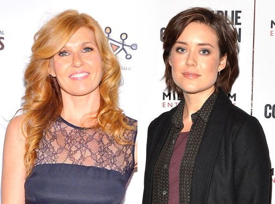 Connie Britton, Megan Boone