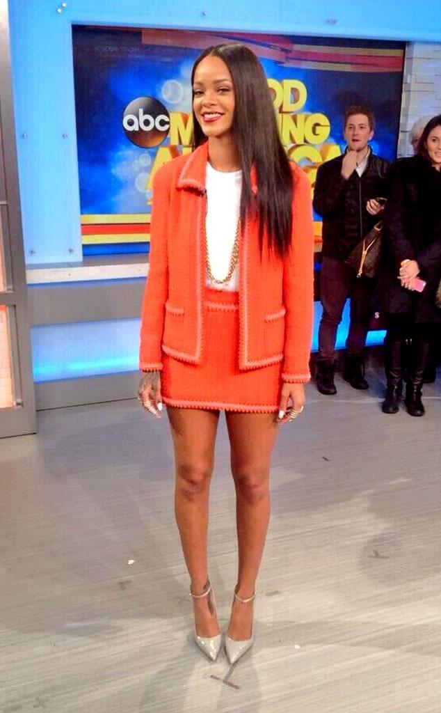 Rihanna, Good Morning America