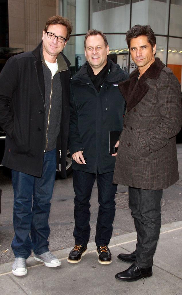 John Stamos, Bob Saget, Dave Coulier