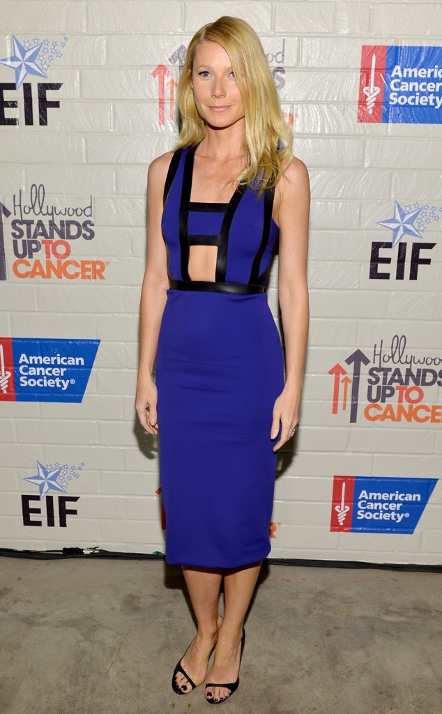 Gwyneth Paltrow, Stand Up To Cancer