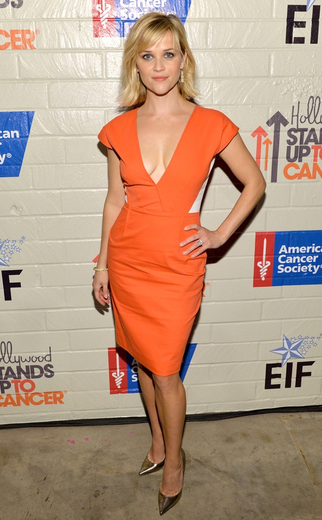 Reese Witherspoon, Stand Up To Cancer