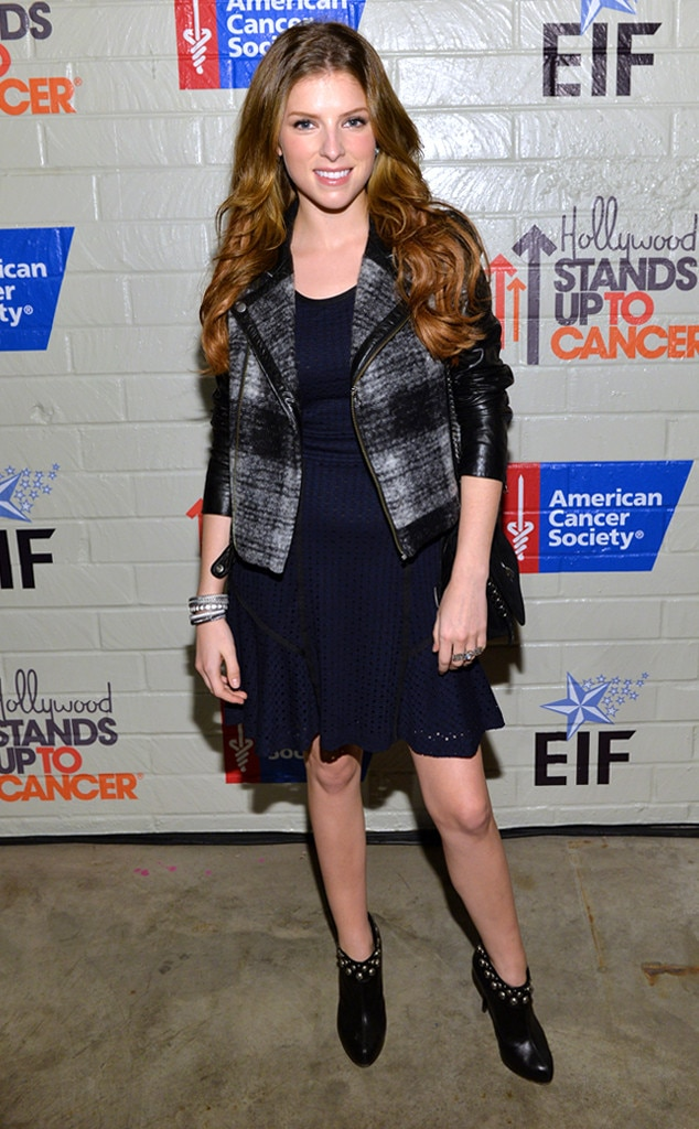 Anna Kendrick, Stand Up To Cancer