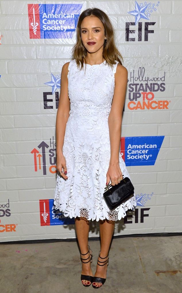 Jessica Alba, Stand Up To Cancer