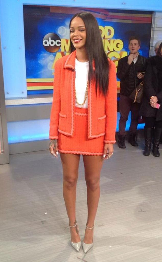 Rihanna, GMA