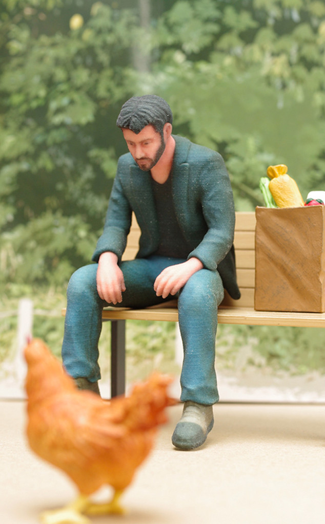 Keanu Reeves, Figurine