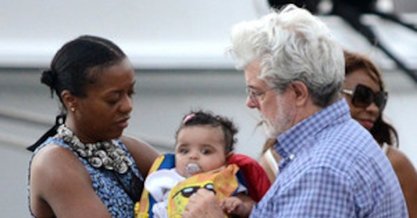 George Lucas Time Travel