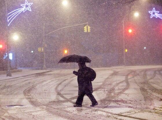 Hercules Storm, New York