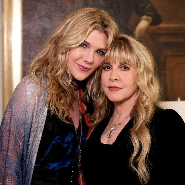 Stevie Nicks, Lily Rabe, American Horror Story, Coven