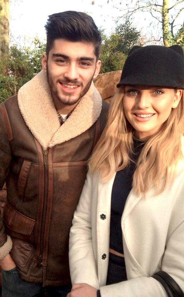 one direction dating perrie Zayn malik and perrie edwards posted some pics that are making us breathe a collective sigh of relief fans have been worried since zayn malik left one direction.