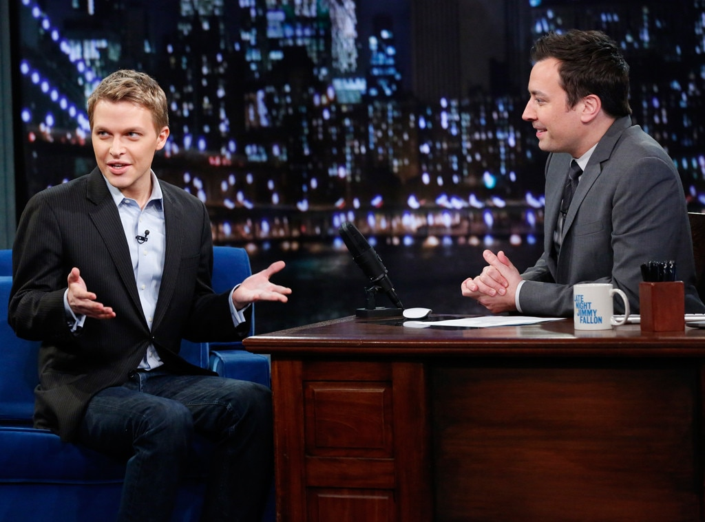 Ronan Farrow, Jimmy Fallon