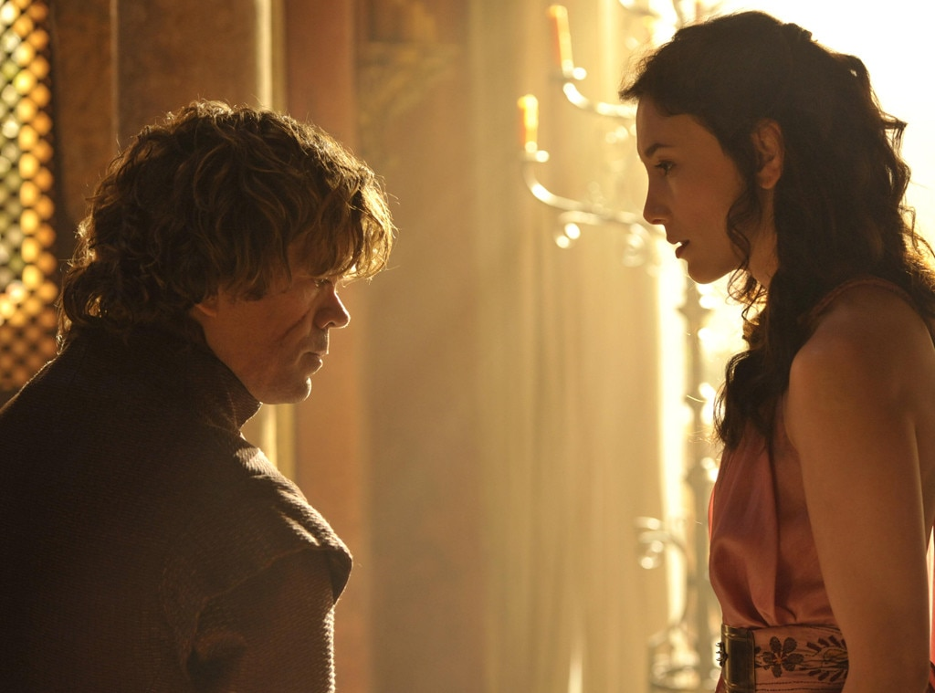 Peter Dinklage, Sibel Kekilli, Game of Thrones